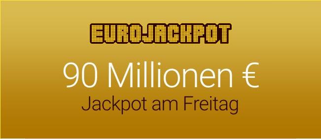 Eurojackpot erreicht den Gipfel