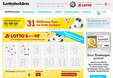 Lottohelden Bewertung
