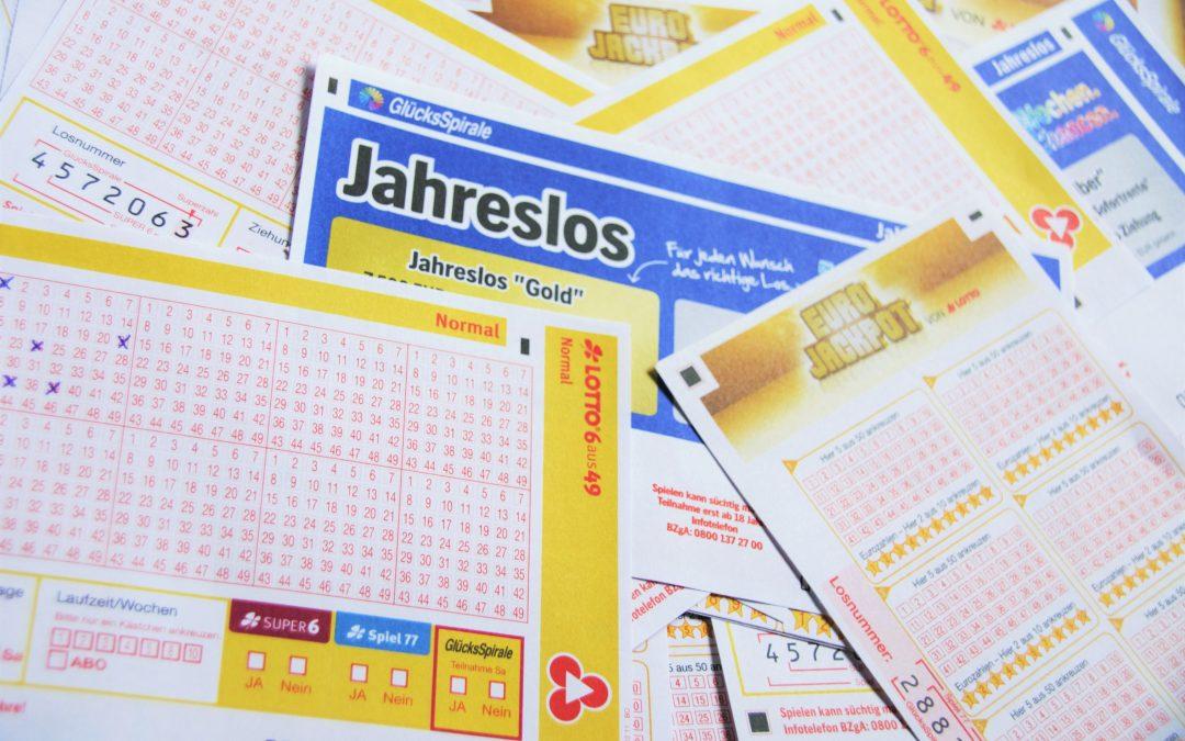 Eurojackpot-zwei Deutsche um jeweils 45 Millionen reicher!