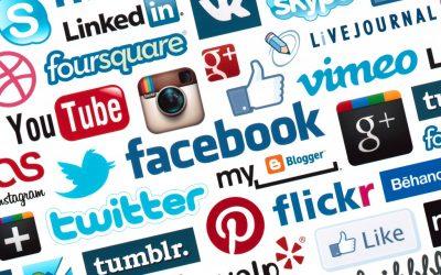 Lottokosmos in den Sozialen Medien