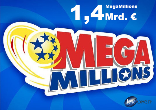 US MegaMillions Größter Jackpot in der Geschichte – GUTSCHEIN